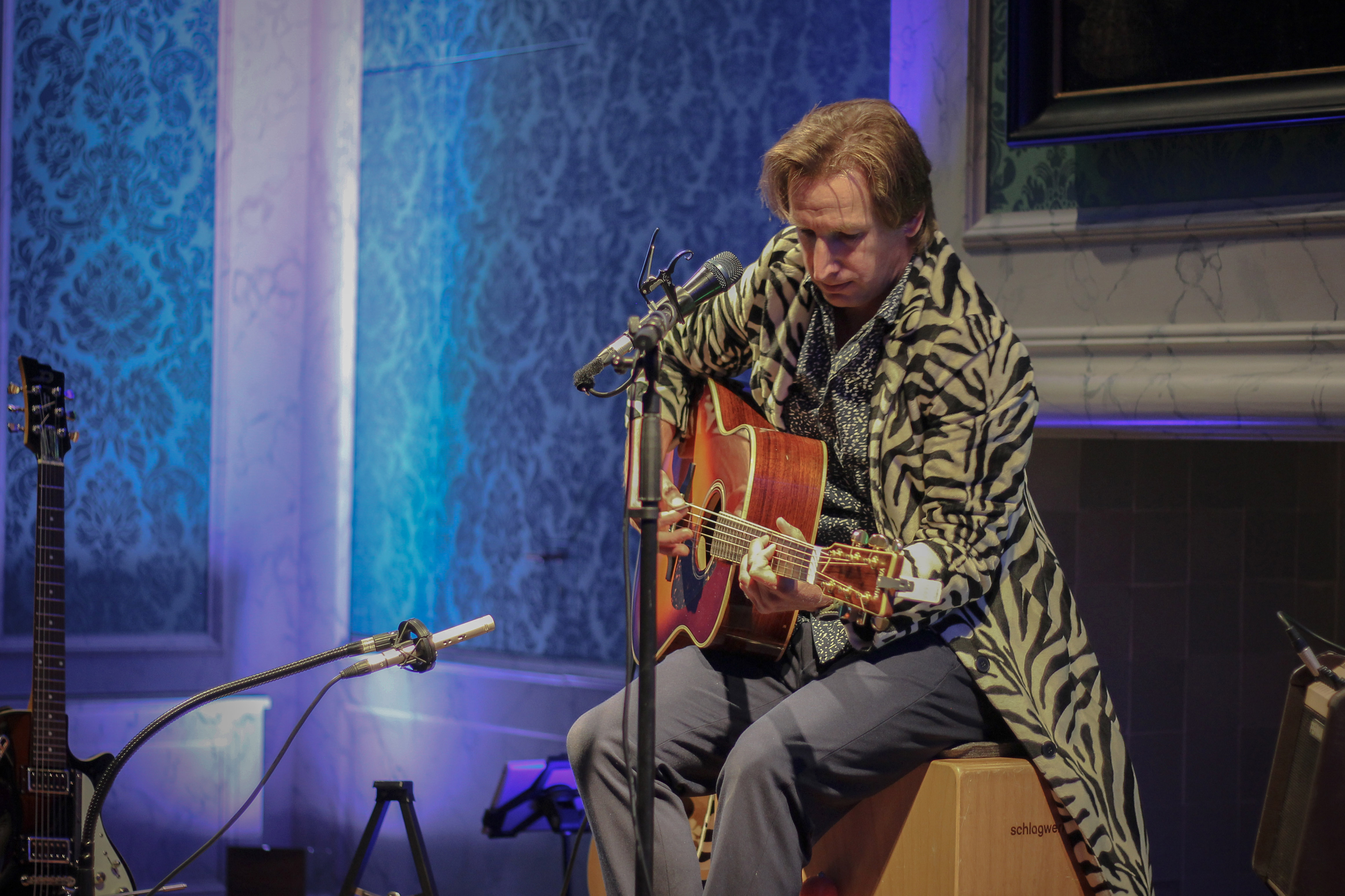 Rittersaal Dornum Auftritt 18.10.18